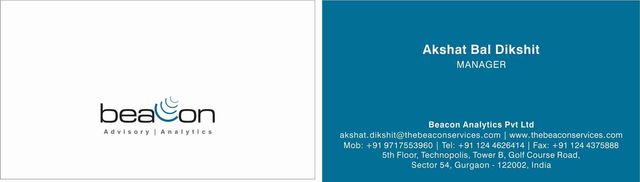 Weprintindia business card abhinav reheart Gallery